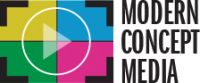Modern Concept Media Logo