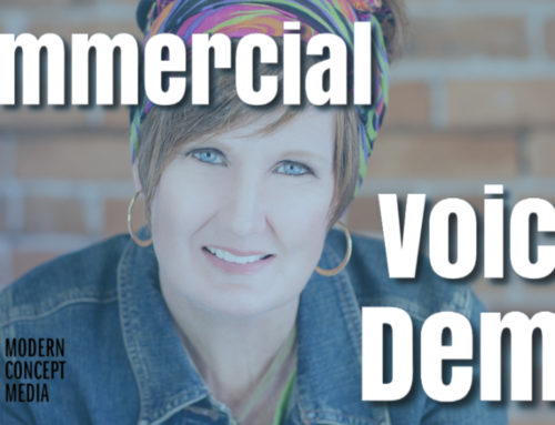 Voice Overs – Commercial