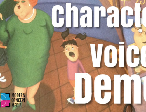 Voice Overs- Character